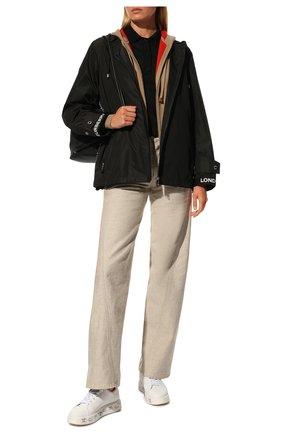 Женская куртка everton BURBERRY черного цвета, арт. 8027503 | Фото 2