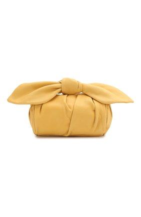 Женская сумка nane REJINA PYO желтого цвета, арт. B24/LEATHER   Фото 1