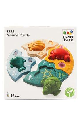 Детского пазл море PLAN TOYS разноцветного цвета, арт. 5688 | Фото 1