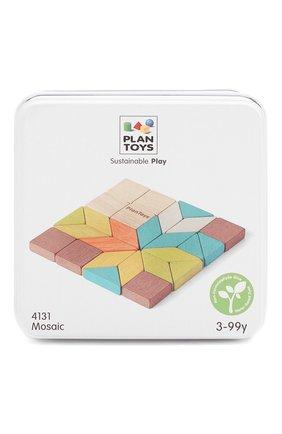 Детского игра мозаика PLAN TOYS разноцветного цвета, арт. 4131 | Фото 1