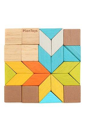 Детского игра мозаика PLAN TOYS разноцветного цвета, арт. 4131 | Фото 2
