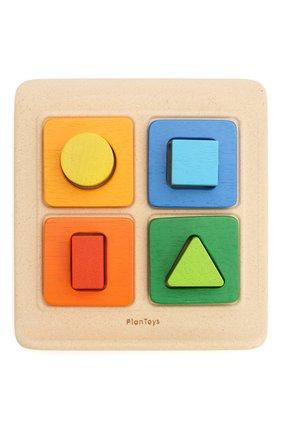 Детского игрушка сортер формы PLAN TOYS разноцветного цвета, арт. 5646 | Фото 2
