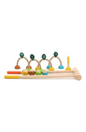 Детского игрушка крокет PLAN TOYS разноцветного цвета, арт. 5189 | Фото 1