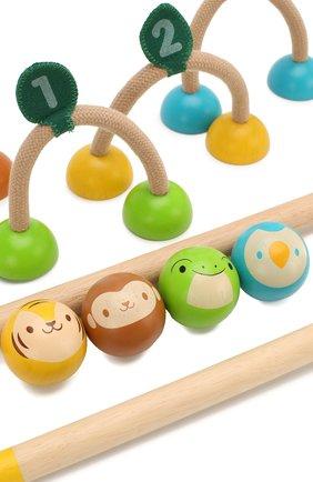 Детского игрушка крокет PLAN TOYS разноцветного цвета, арт. 5189 | Фото 2