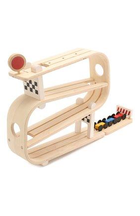 Детского игра гонщики PLAN TOYS разноцветного цвета, арт. 5379 | Фото 1