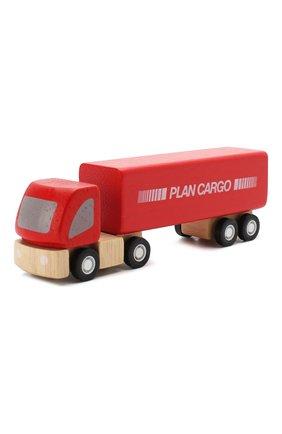 Детского игрушка грузовик карго PLAN TOYS разноцветного цвета, арт. 6006 | Фото 1