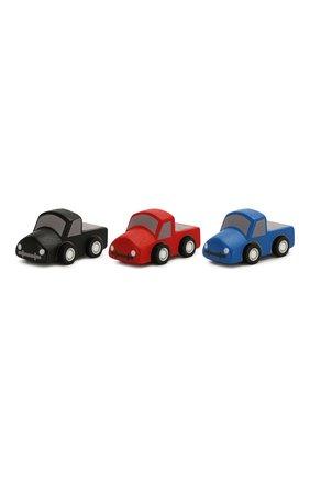 Детского игрушка мини грузовики PLAN TOYS разноцветного цвета, арт. 6022 | Фото 1
