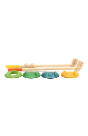 Детского игрушка мини-гольф PLAN TOYS разноцветного цвета, арт. 5683 | Фото 1