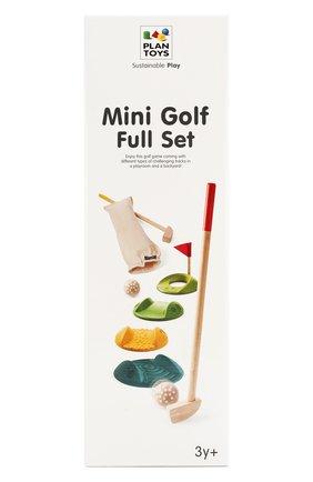 Детского игрушка мини-гольф PLAN TOYS разноцветного цвета, арт. 5683 | Фото 2