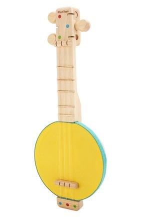 Детского игрушка банджо PLAN TOYS разноцветного цвета, арт. 6436 | Фото 1