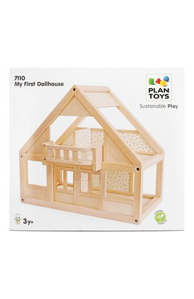 Детского игрушка кукольный дом PLAN TOYS разноцветного цвета, арт. 7110 | Фото 1
