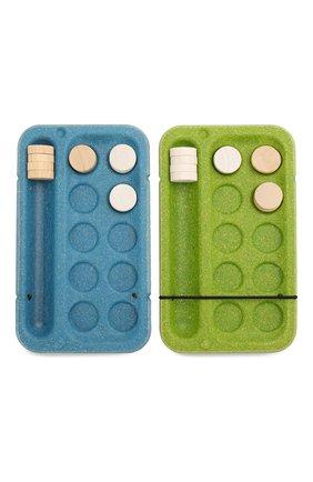 Детского игрушечный набор счёты PLAN TOYS разноцветного цвета, арт. 5378 | Фото 1
