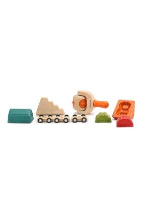 Детского набор для игры с тестом PLAN TOYS разноцветного цвета, арт. 5699 | Фото 2