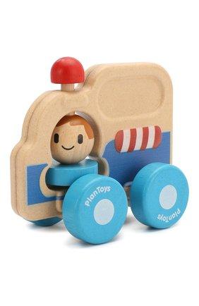 Детского игрушка спасательная машина PLAN TOYS разноцветного цвета, арт. 5686 | Фото 2