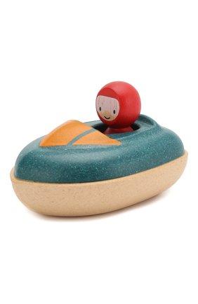 Детского игрушка скоростная лодка PLAN TOYS разноцветного цвета, арт. 5667 | Фото 2