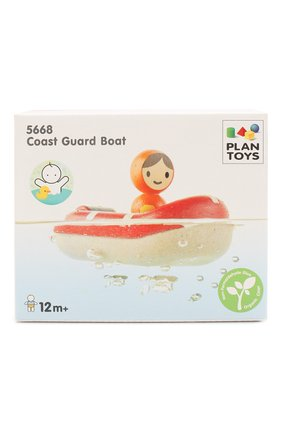 Детского игрушка катер PLAN TOYS разноцветного цвета, арт. 5668 | Фото 1