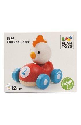 Детского игрушка курочка PLAN TOYS разноцветного цвета, арт. 5679 | Фото 1