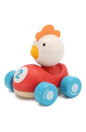 Детского игрушка курочка PLAN TOYS разноцветного цвета, арт. 5679 | Фото 2