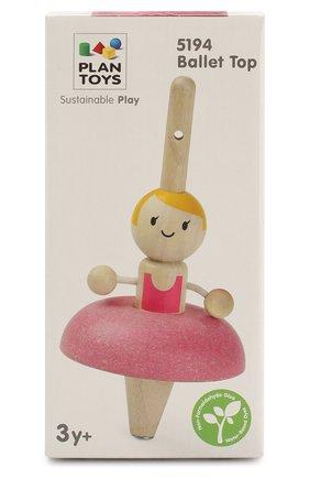 Детского игрушка волчок PLAN TOYS разноцветного цвета, арт. 5194 | Фото 1