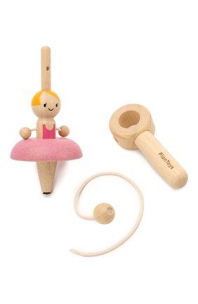 Детского игрушка волчок PLAN TOYS разноцветного цвета, арт. 5194 | Фото 2