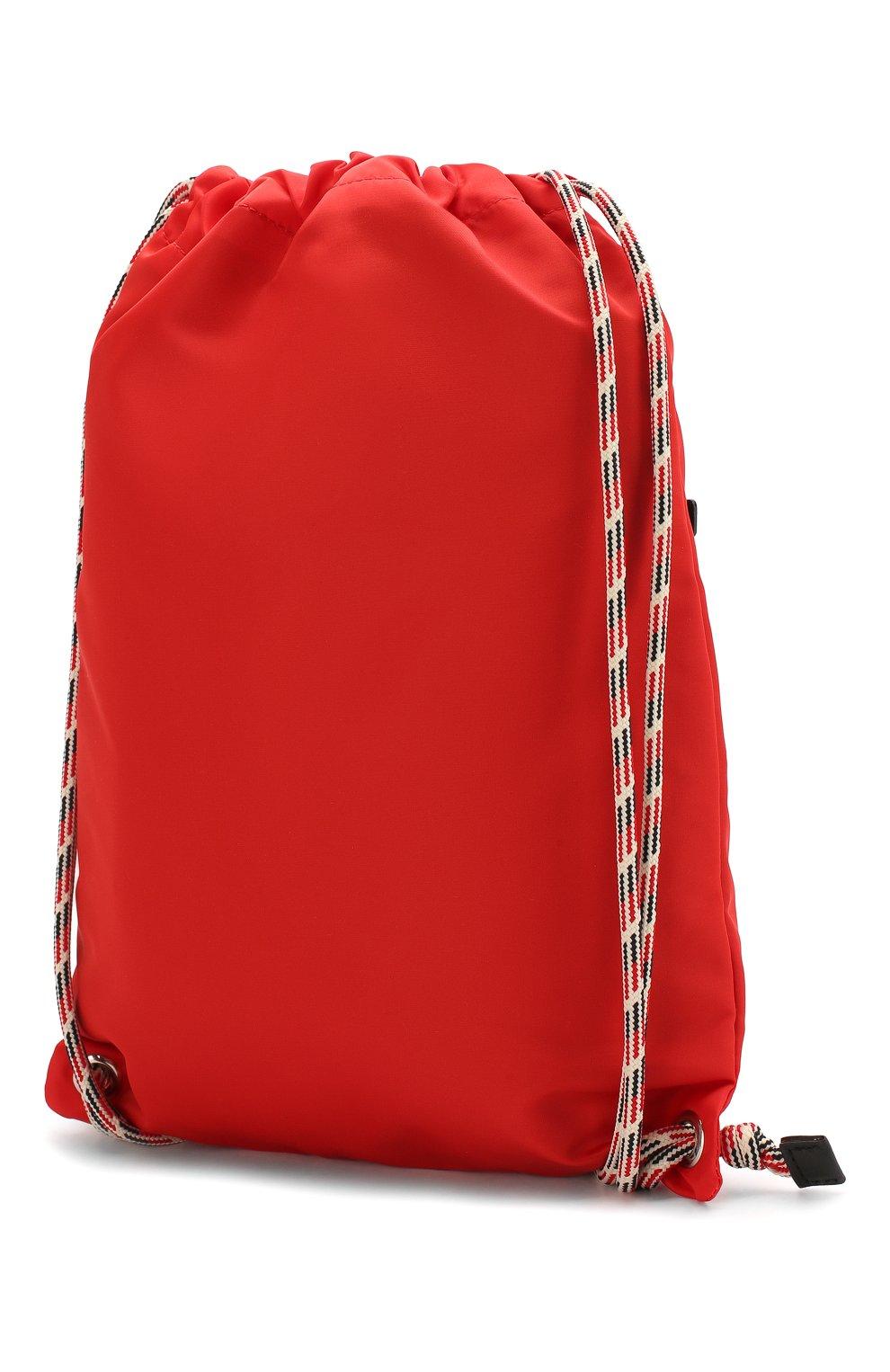 Детская рюкзак MONCLER красного цвета, арт. F1-954-5A700-10-02SA9   Фото 2