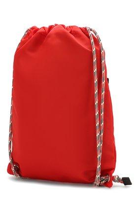 Детская рюкзак MONCLER красного цвета, арт. F1-954-5A700-10-02SA9 | Фото 2