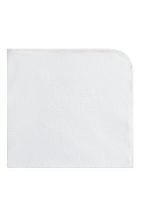 Детского комплект из полотенца и рукавицы KISSY KISSY белого цвета, арт. KN403463O | Фото 3 (Материал: Текстиль, Хлопок)