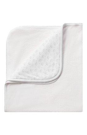 Детского комплект из полотенца и рукавицы KISSY KISSY серого цвета, арт. 48609 | Фото 4 (Материал: Текстиль, Хлопок)