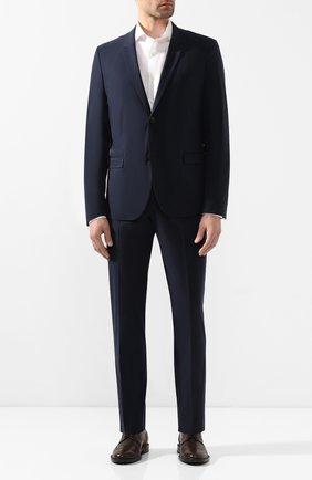 Мужской костюм HUGO темно-синего цвета, арт. 50433900 | Фото 1