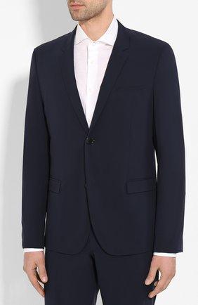 Мужской костюм HUGO темно-синего цвета, арт. 50433900 | Фото 2