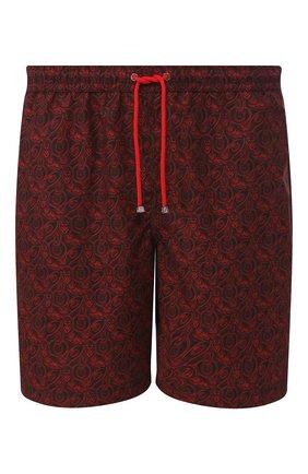 Детского плавки-шорты BILLIONAIRE красного цвета, арт. I20C MMT0208 BTE009N | Фото 1