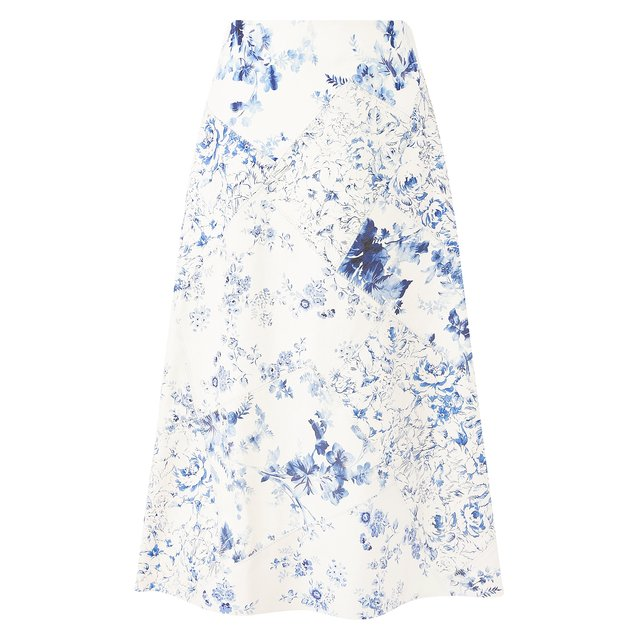 Кожаная юбка Ralph Lauren