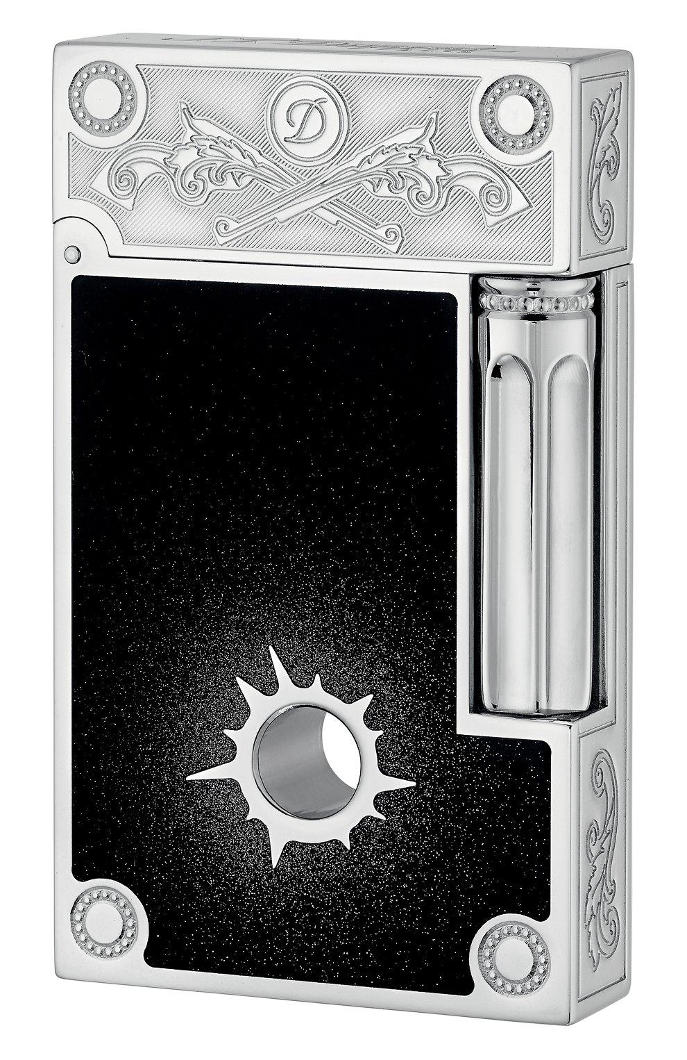 "Мужского зажигалка ""premium"" S.T. DUPONT бесцветного цвета, арт. 16164 | Фото 1"