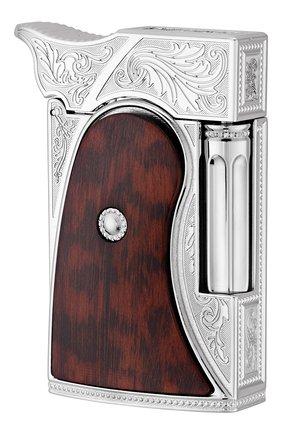 "Мужского зажигалка ""prestige"" с чехлом S.T. DUPONT бесцветного цвета, арт. 16165 | Фото 1"
