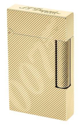Мужского зажигалка S.T. DUPONT бесцветного цвета, арт. 16168 | Фото 1
