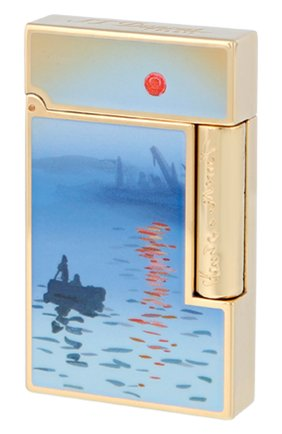 Мужского зажигалка S.T. DUPONT бесцветного цвета, арт. 16349 | Фото 1
