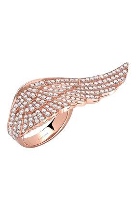 Женские кольцо GARRARD бесцветного цвета, арт. 2011091 | Фото 1
