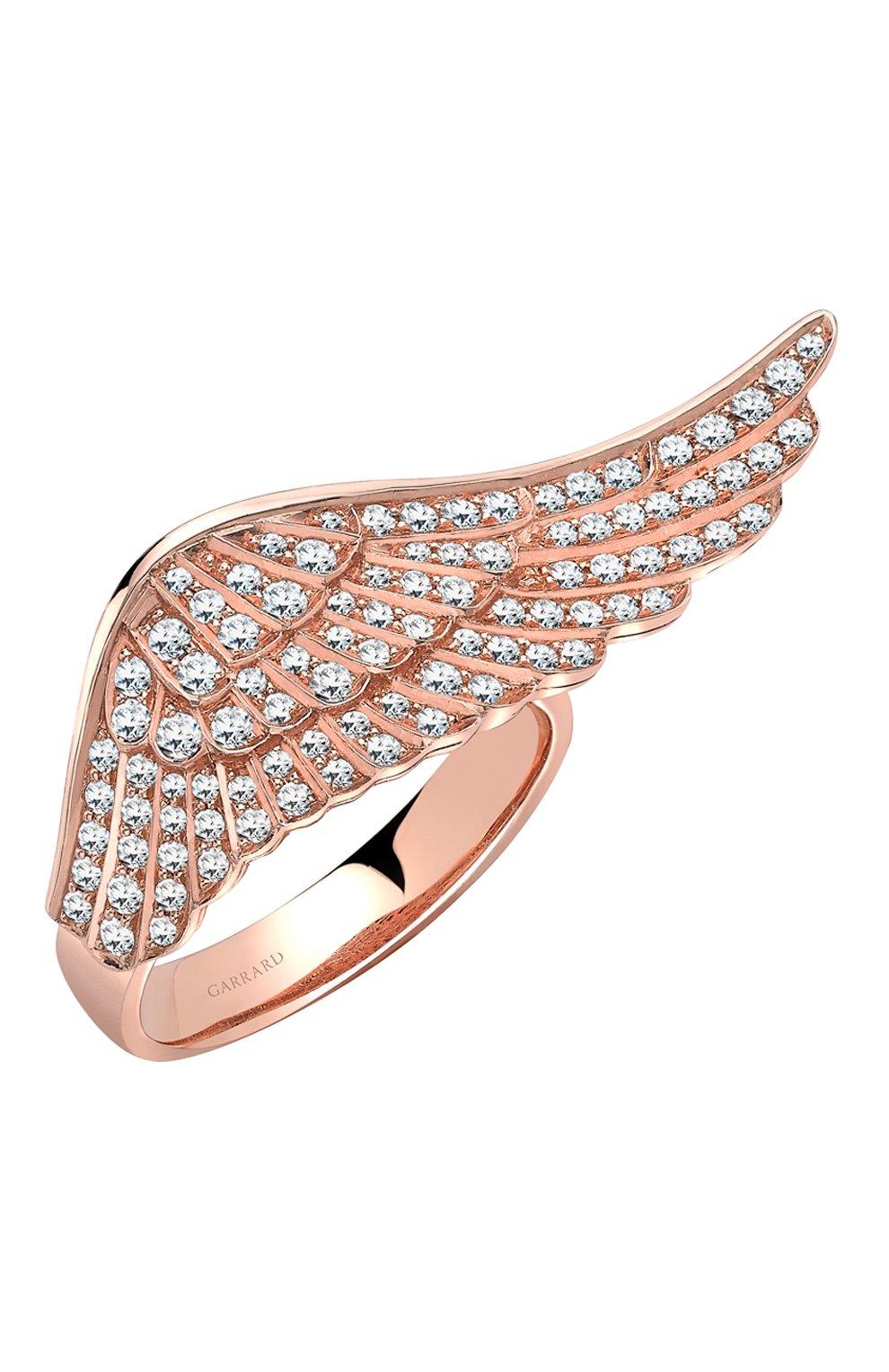 Женские кольцо GARRARD розового золота цвета, арт. 2012088   Фото 1