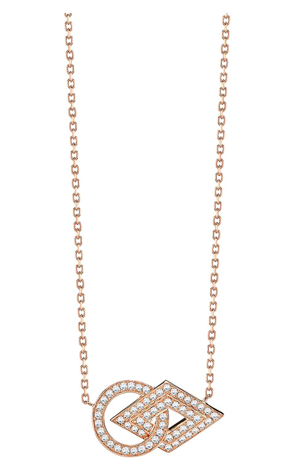 Женские кулон GARRARD розового золота цвета, арт. 2014376   Фото 1