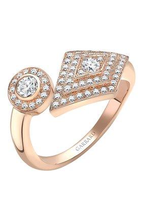 Женские кольцо GARRARD розового золота цвета, арт. 2014395   Фото 1
