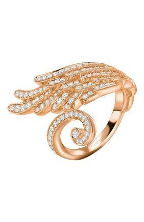 Женские кольцо GARRARD розового золота цвета, арт. 2015912 | Фото 1