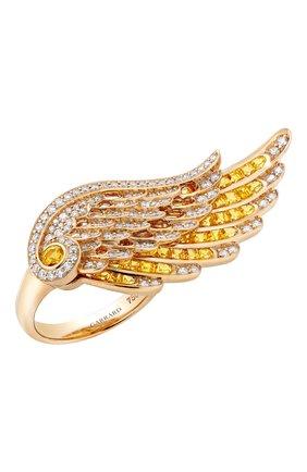 Женские кольцо GARRARD желтого золота цвета, арт. 2016582 | Фото 1
