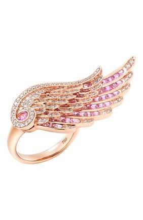 Женские кольцо GARRARD розового золота цвета, арт. 2016585 | Фото 1