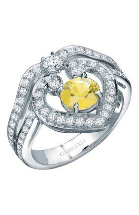 Женские кольцо GARRARD белого золота цвета, арт. 2016732 | Фото 1