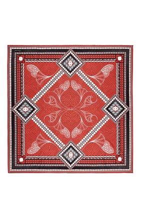 Мужского платок BACCARAT красного цвета, арт. 2 809 038 | Фото 1