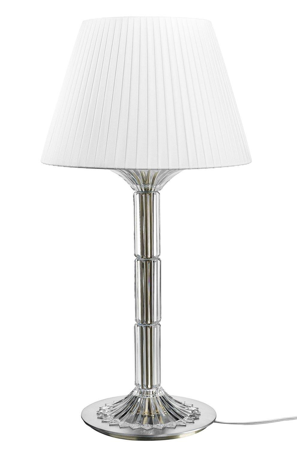 Мужского лампа mille nuits BACCARAT белого цвета, арт. 2 813 186 | Фото 1