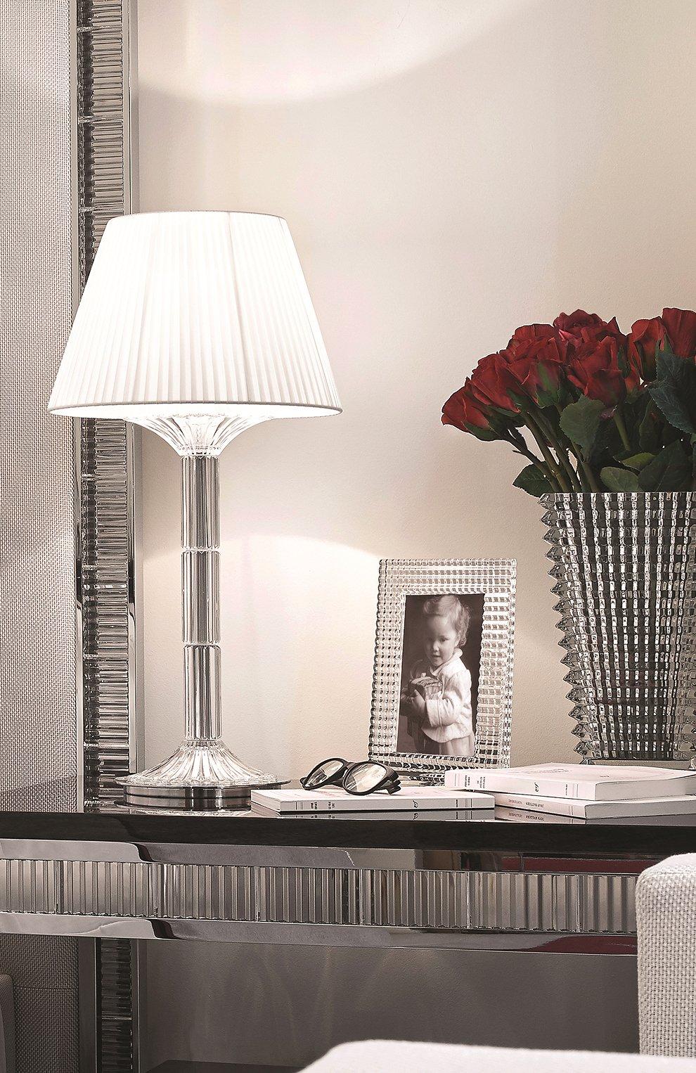 Мужского лампа mille nuits BACCARAT белого цвета, арт. 2 813 186 | Фото 3