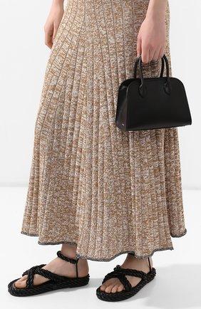 Женская сумка margaux THE ROW черного цвета, арт. W1250L52 | Фото 2