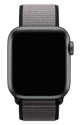 Мужской ремешок для apple watch 40mm sport loop APPLE серого цвета, арт. MWTQ2ZM/A | Фото 1
