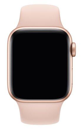 Мужской ремешок для apple watch 40mm sport band (regular) APPLE розового цвета, арт. MTP72ZM/A | Фото 1